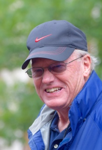 Mr. Dennis Wayne Berry in his baseball cap.