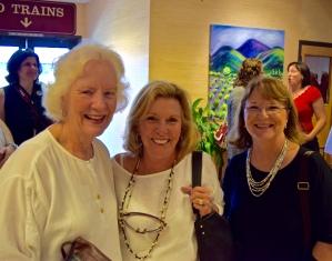 Nancy, Julie O'Neill and Linda Mondelli.