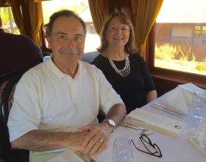 Joe and Linda Mondelli of Sanibel (and owners of John R. Wood, Realtors on the island)